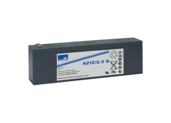 Μπαταρία Sonnenschein A212/2.5 - GEL τεχνολογίας - 12V 2.5Ah