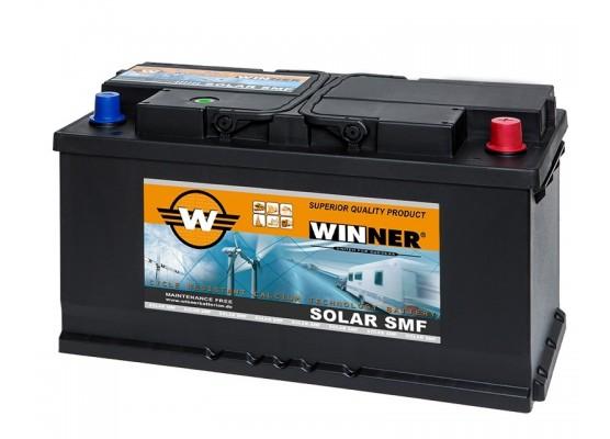 Μπαταρία Winner Solar SMF W120S - 12V 120Ah - 850CCA(EN) εκκίνησης