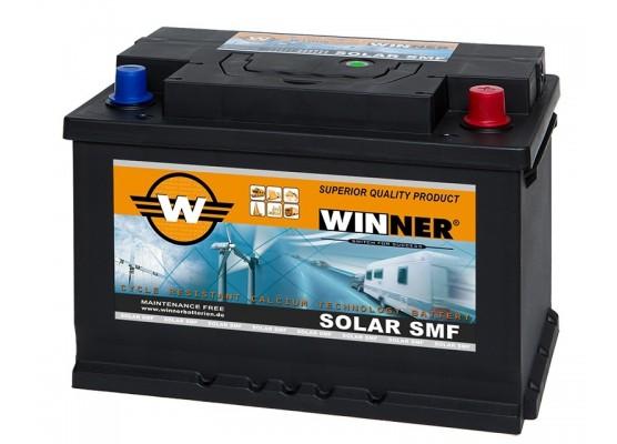 Μπαταρία Winner Solar SMF W100S -12V 100Ah - 680CCA(EN) εκκίνησης