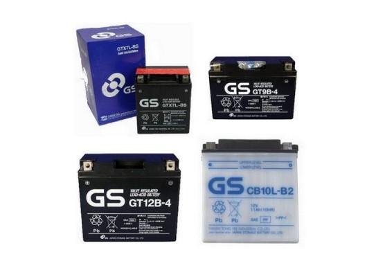 Μπαταρία μοτοσυκλετών GS Maintenance Free GT16-BS - 12V 19 (10HR)Ah - 240 CCA(EN) εκκίνησης