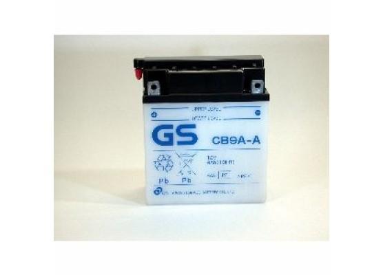 Μπαταρία μοτοσυκλετών ανοιχτού τύπου GS CB9A-A - 12V 9 (10HR)