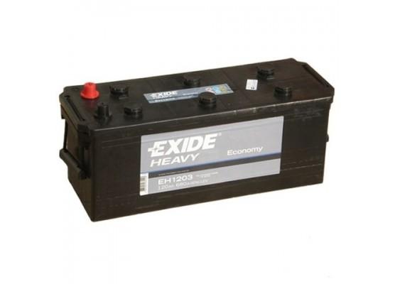 Μπαταρία Exide Economy EΗ1206 - 12V 120Ah - 680CCA A(EN) εκκίνησης