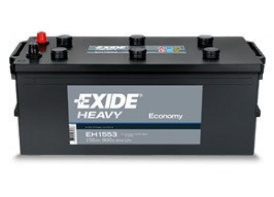 Μπαταρία Exide Economy EH1553 - 12V 155Ah - 900CCA A(EN) εκκίνησης