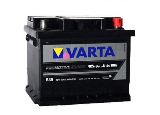 Μπαταρία Varta Promotive Black B39 - 12V 45 Ah - 300CCA A(EN) εκκίνησης