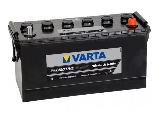Μπαταρία Varta Promotive Black I6 - 12V 110 Ah - 850CCA A(EN) εκκίνησης