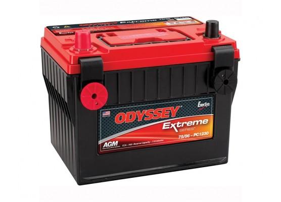 Μπαταρία Odyssey 75/86-PC1230 - 12V 55Ah - 760CCA(EN) εκκίνησης