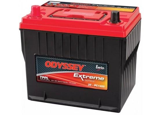 Μπαταρία Odyssey 25- PC1400 - 12V 65Ah - 850CCA(EN) εκκίνησης
