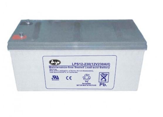 Μπαταρία B&P LPS 12-230 VRLA - AGM τεχνολογίας - 12V 210Ah (C20)