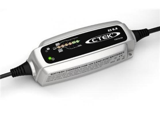Φορτιστής - Συντηρητής CTEK XS 0.8 (12V - 0,8A - 10W)