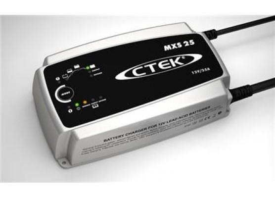 Φορτιστής - Συντηρητής CTEK MXS 25 (12V - 25A - 10W)