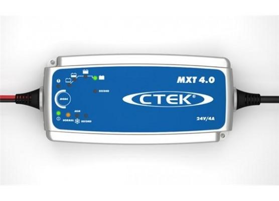 Φορτιστής -Συντηρητής CTEK MXT4.0 (24V - 4A - 10W)
