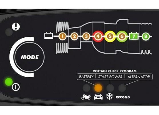 Φορτιστής - Συντηρητής CTEK MXS 5.0 CHECK (12V - 5.0A - 10W)
