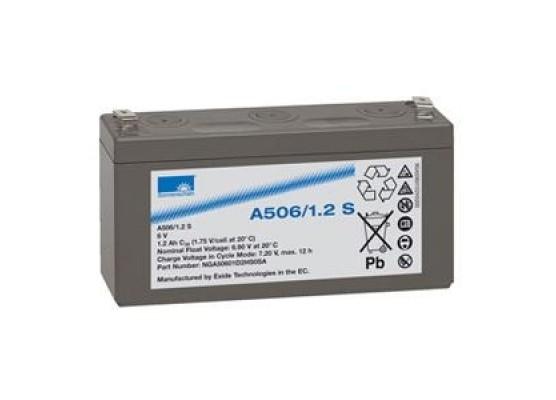 Μπαταρία Sonnenschein A506/1.2 S - GEL τεχνολογίας - 6V 1.2Ah