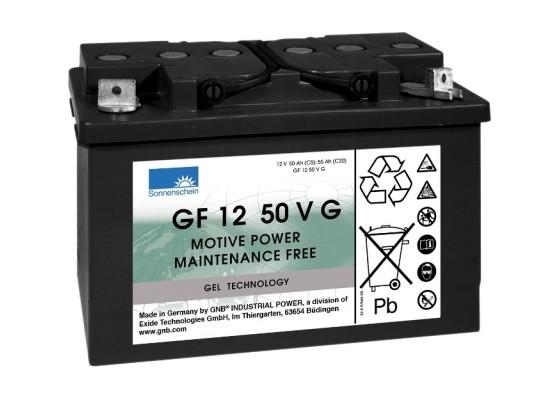 Μπαταρία Sonnenschein GF 12 050 V G - GEL τεχνολογίας - 12V 55Ah