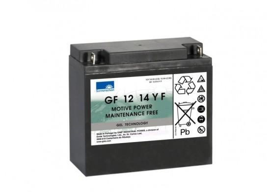 Μπαταρία Sonnenschein GF 12 014 Y F - GEL τεχνολογίας - 12V 15Ah
