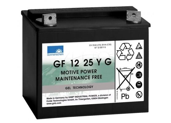 Μπαταρία Sonnenschein GF 12 025 Y G - GEL τεχνολογίας - 12V 28Ah
