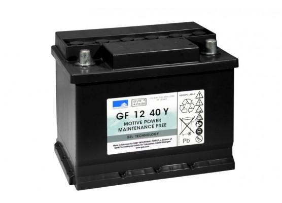 Μπαταρία Sonnenschein GF 12 040 Y - GEL τεχνολογίας - 12V 48Ah