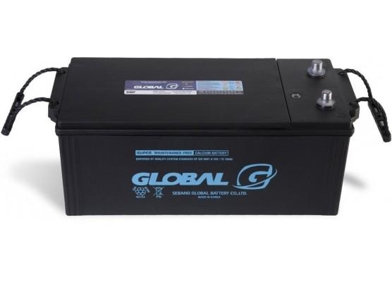 Μπαταρία φορτηγού GLOBAL SMF 67018 - 12V 170Ah - 1000CCA(SAE) εκκίνησης