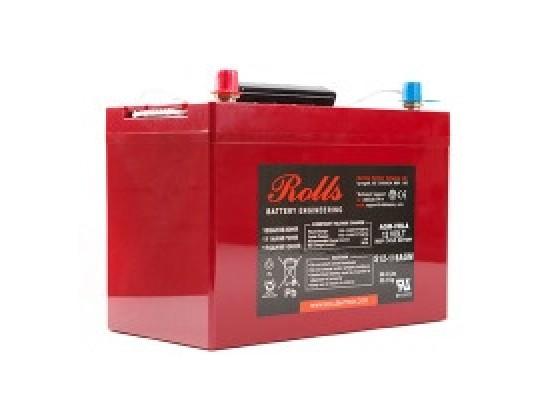 Μπαταρία Rolls Series AGM βαθιάς εκφόρτισης S12-116AGM - 12V 116Ah (C20)