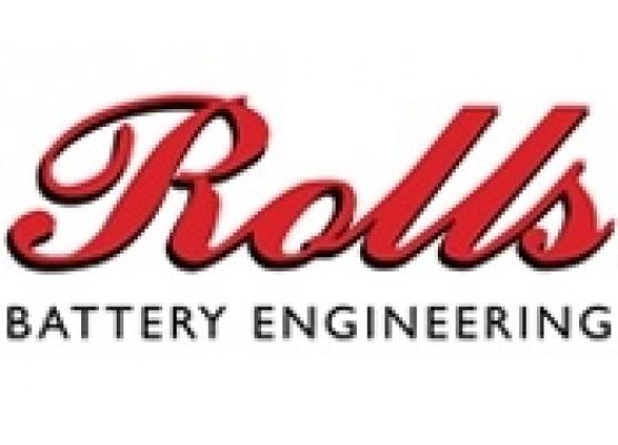 Μπαταρία Rolls Series 5000 βαθιάς εκφόρτισης 4 CS 23PR - 4V 582Ah - 2333CCA A(EN) εκκίνησης