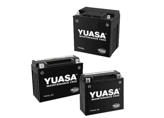 Μπαταρία μοτοσυκλετών YUASA Maintenance Free YTX14L - 12V 12 (10HR)Ah - 200 CCA(EN) εκκίνησης