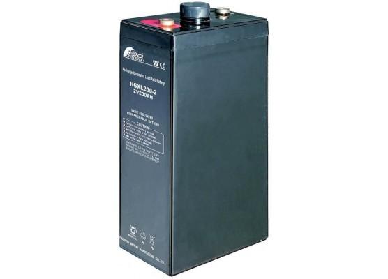 Μπαταρία FULLRIVER HGXL 200-2 VRLA - AGM τεχνολογίας - 2V 100Ah