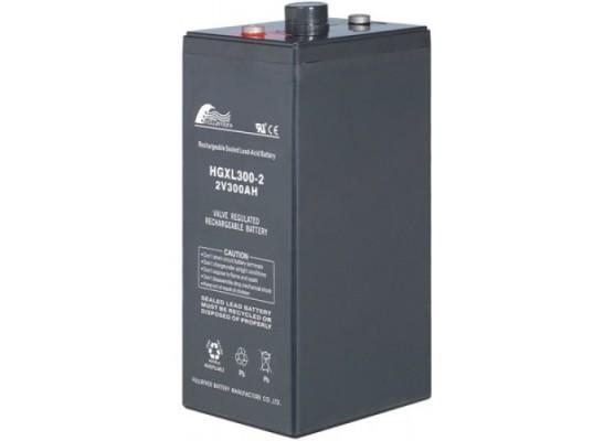 Μπαταρία FULLRIVER HGXL 300-2 VRLA - AGM τεχνολογίας - 2V 300Ah