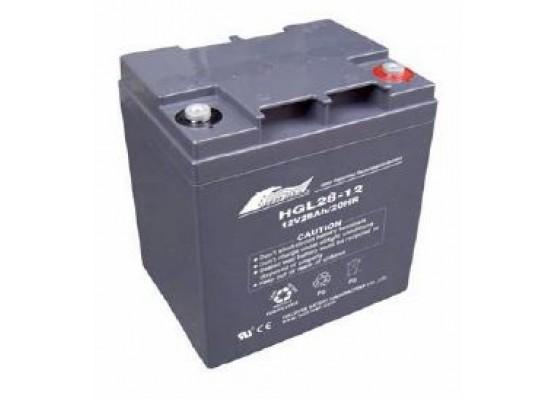 Μπαταρία FULLRIVER HGL 28-12 VRLA - AGM τεχνολογίας - 12V 28Ah