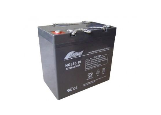 Μπαταρία FULLRIVER HGL 55-12 VRLA - AGM τεχνολογίας - 12V 55Ah