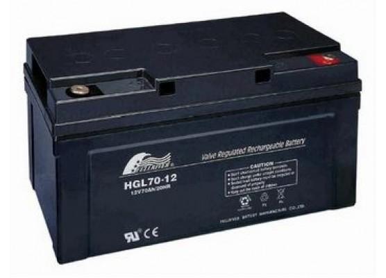 Μπαταρία FULLRIVER HGL 70-12A VRLA - AGM τεχνολογίας - 12V 70Ah