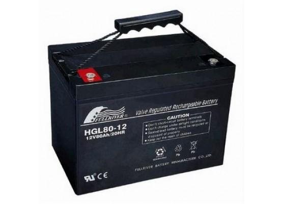Μπαταρία FULLRIVER HGL 80-12B VRLA - AGM τεχνολογίας - 12V 80Ah