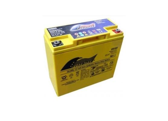 Μπαταρία FULLRIVER HC 20-12 VRLA - AGM τεχνολογίας -12V 20Ah
