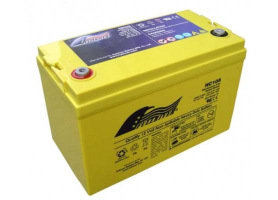 Μπαταρία FULLRIVER HC 105-12 VRLA - AGM τεχνολογίας -12V 105Ah