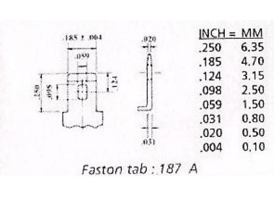 Μπαταρία GENESIS NP7-6 VRLA - AGM τεχνολογίας - 6V 7Ah