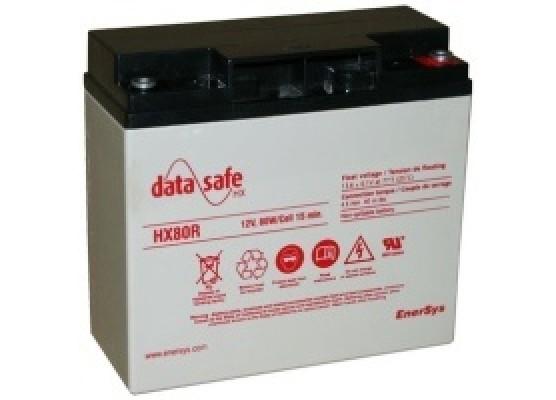 Μπαταρία DATASAFE 12HX80 High rated - long life VRLA - AGM τεχνολογίας - 12V 80 watt / κελί