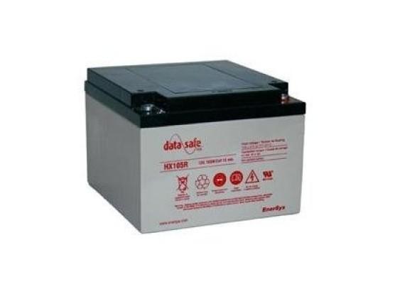 Μπαταρία DATASAFE 12HX105FR High rated - long life VRLA - AGM τεχνολογίας - 12V 105 watt / κελί