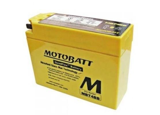 Μπαταρία μοτοσυκλετών MOTOBATT MBT4BB - 12V 2.5 (10HR)Ah