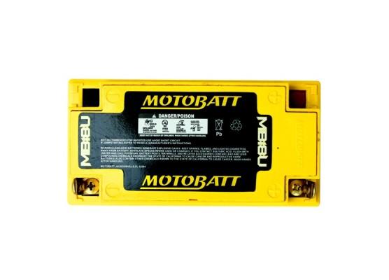 Μπαταρία μοτοσυκλετών MOTOBATT MB18U - 12V 23 (10HR)Ah - 280CCA εκκίνησης