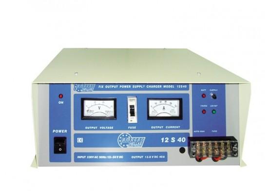 Αυτόματος φορτιστής μολύβδου 24C30 - ( 24V - 30A )