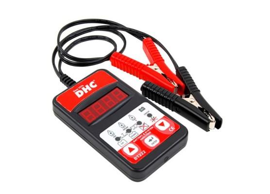 Ψηφιακός αναλυτής συσσωρευτών 12V - DHC BT222