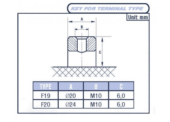 Μπαταρία Gel τεχνολογίας Winner Zeus 5 OPzV 250 - 2V 250Ah(C10)