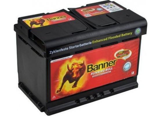 Μπαταρία τεχνολογίας AGM Banner Running Bull 57001 12V 70Ah (C20) - 720CCA εκκίνησης
