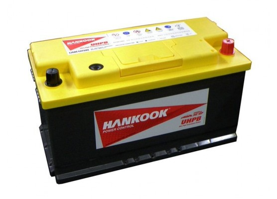 Μπαταρία αυτοκινήτου Hankook Ultra High Performance UMF60500 - 12V 105Ah - 850CCA(EN) εκκίνησης