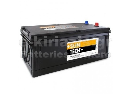 Μπαταρία φορτηγού Suntech SMF 68022 Κλειστού τύπου χωρίς μάτι 180Ah - 1100CCA(EN) εκκίνησης