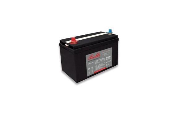 Μπαταρία Rolls AGM SERIES 2 βαθιάς εκφόρτισης R12-100AGM - 12V 100Ah (C20)