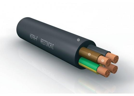 Καλώδιο Εύκαμπτο H07RN-F 1X25mm / μέτρο
