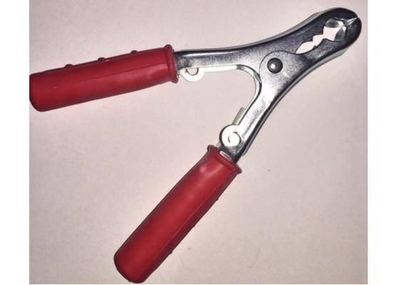 Δαγκάνα λαμαρίνας 120Α (κόκκινο)