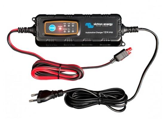 Αυτόματος φορτιστής - συντηρητής Victron Automotive Charger 12V 4A IP65