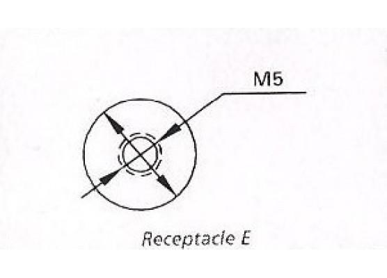 Μπαταρία DATASAFE 12HX80FR High rated - long life VRLA - AGM τεχνολογίας - 12V 80 watt / κελί Flame Retardant