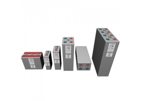 Μπαταρία βαθιάς εκφόρτισης κλειστού τύπου GEL Sunlight 12 RES OPzV 2120 - 2V 1678Ah(C12)